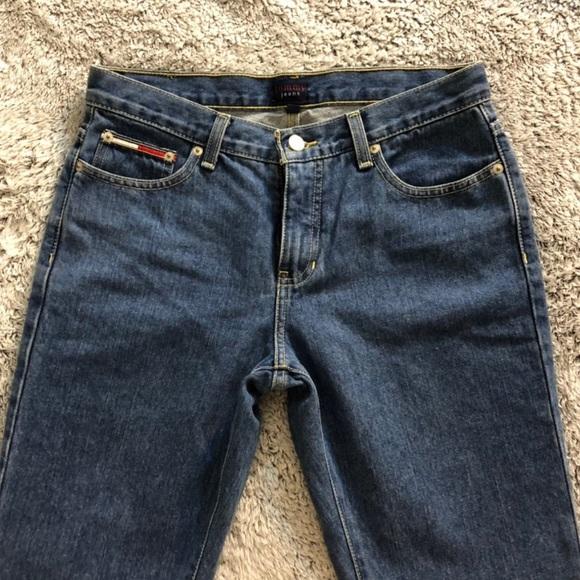 4d1335ef Tommy Hilfiger Pants | Vintage Slim Fit Relaxed Mom Jeans | Poshmark